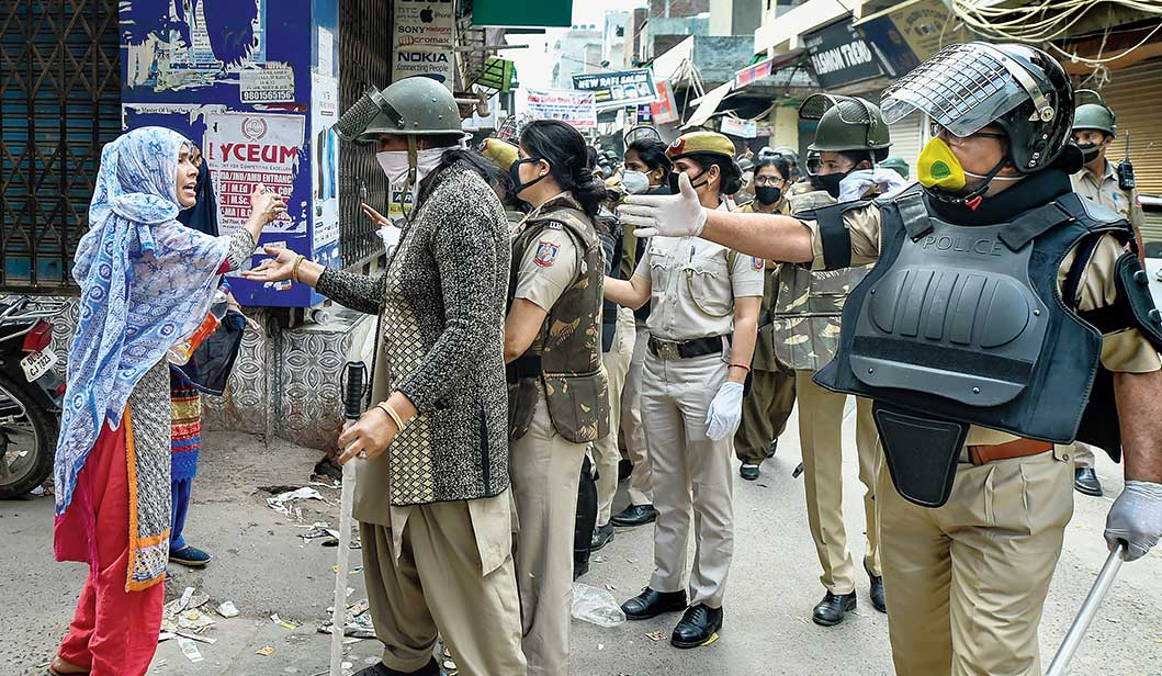 Shaheen Bagh plea on 'ruthless' eviction