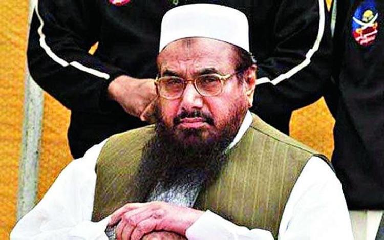 Hafiz Saeed, LeT chief