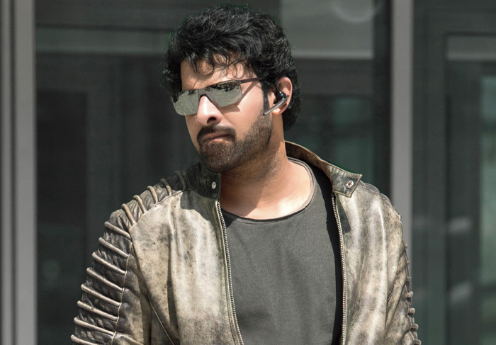 Prabhas stars as Ashok in Sujeeth-directed Saaho, which is currently running in theatres