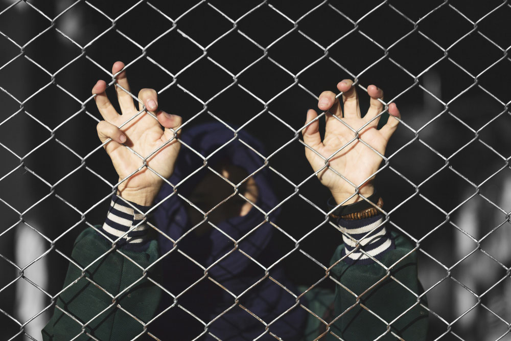 Detainees do not lose their human rights because they immigrated illegally