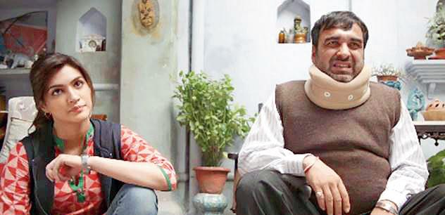 Pankaj Tripathi and Kriti Sanon