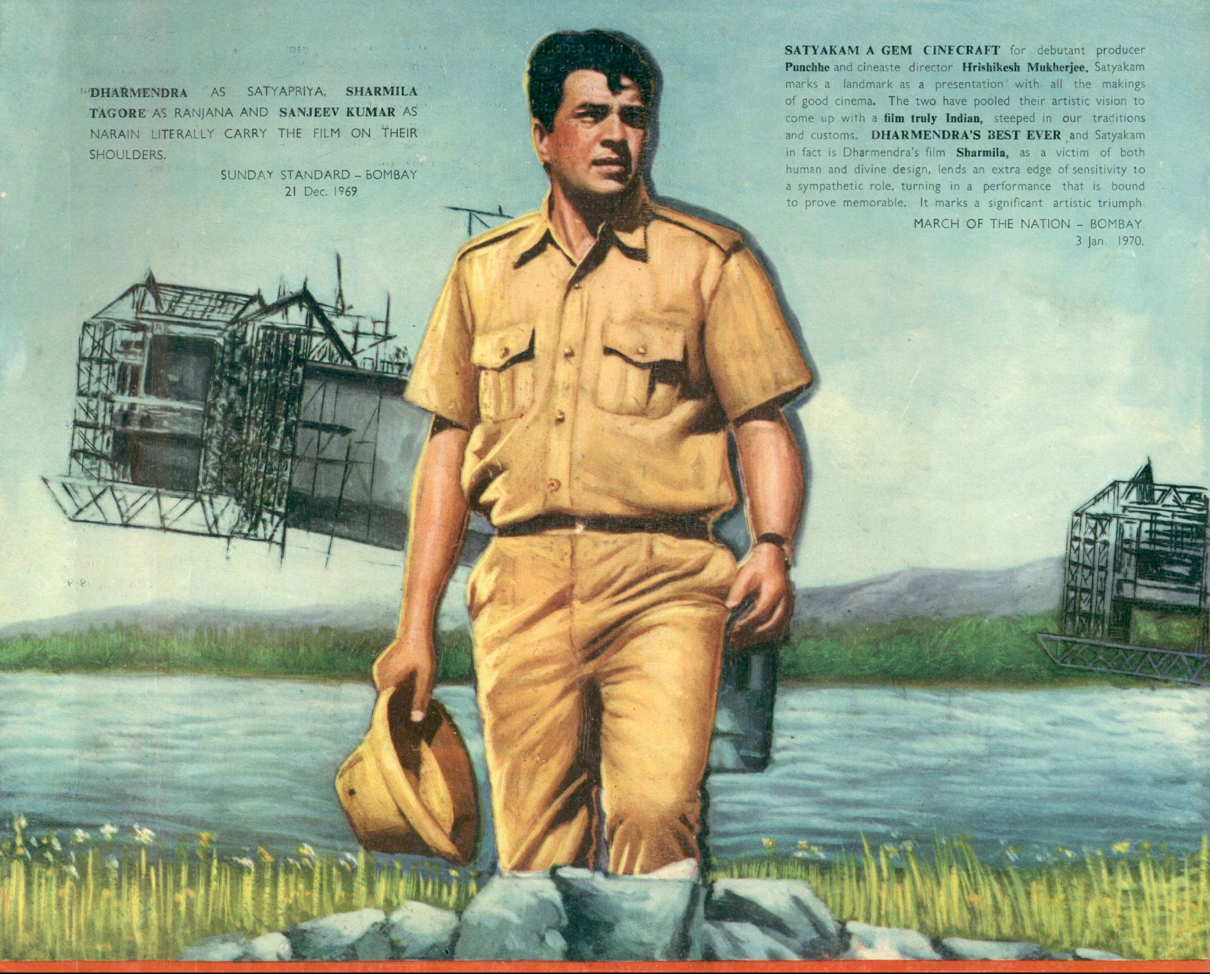 Satyakam: Hrishikesh Mukherjee's favourite film turns 50