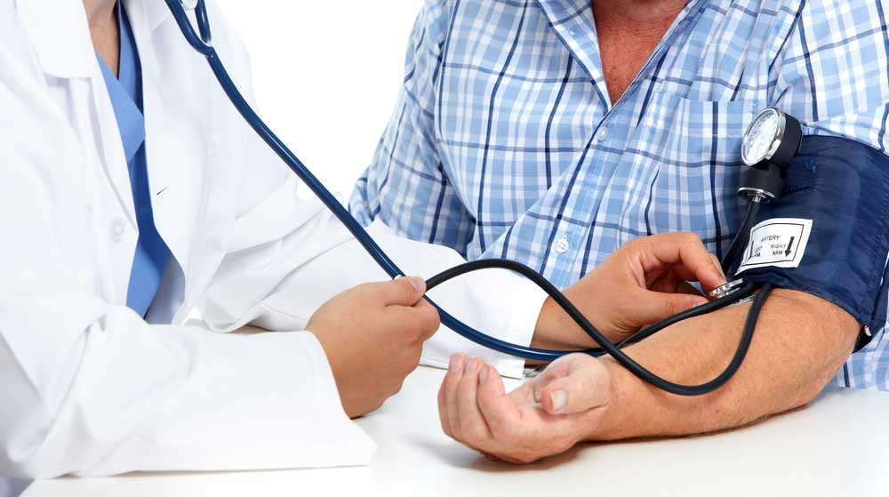 High blood pressure affects one in every seven persons in India