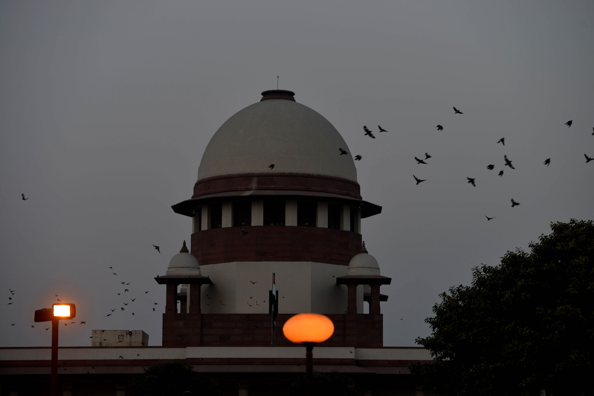 The PIL challenging the government's December 20 notification came up before a bench headed by Chief Justice Ranjan Gogoi.