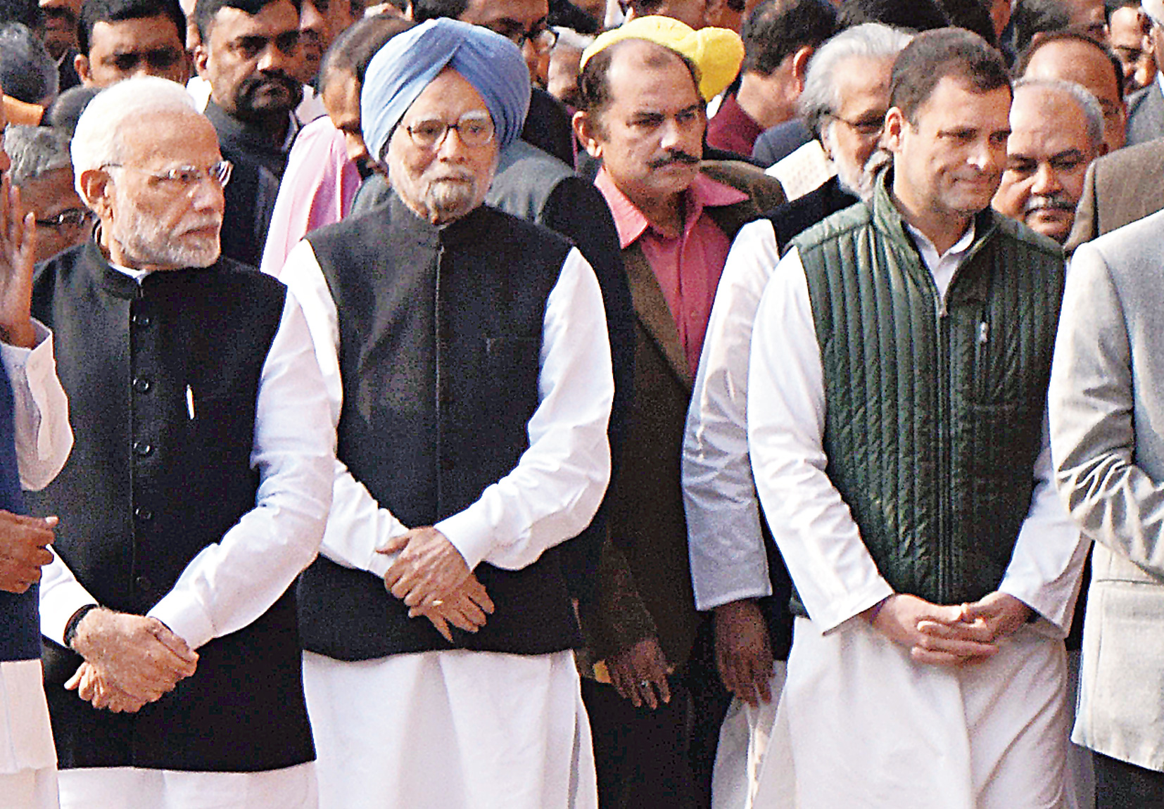 Modi and Shah seal lips on election defeats