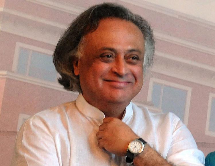 Former Union minister Jairam Ramesh