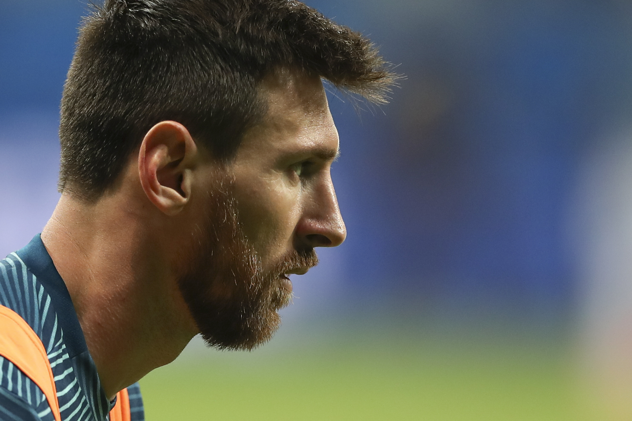 Messi produces magic on demand, all with an understated, consummate ease