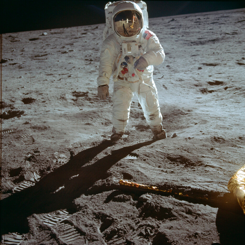 Apollo 11 at 50: Celebrating first steps on the Moon
