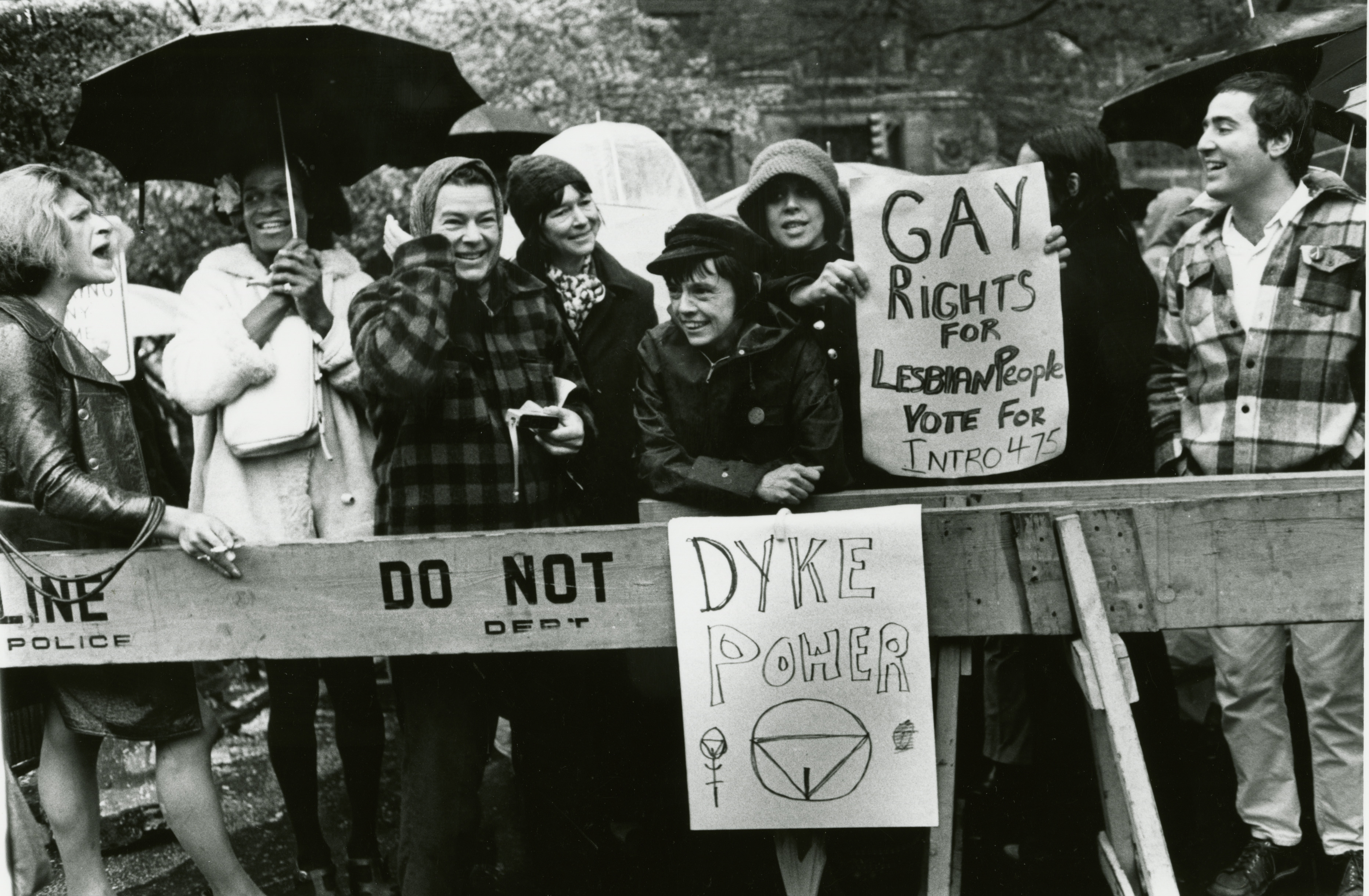 50 years of the Stonewall uprising in pictures