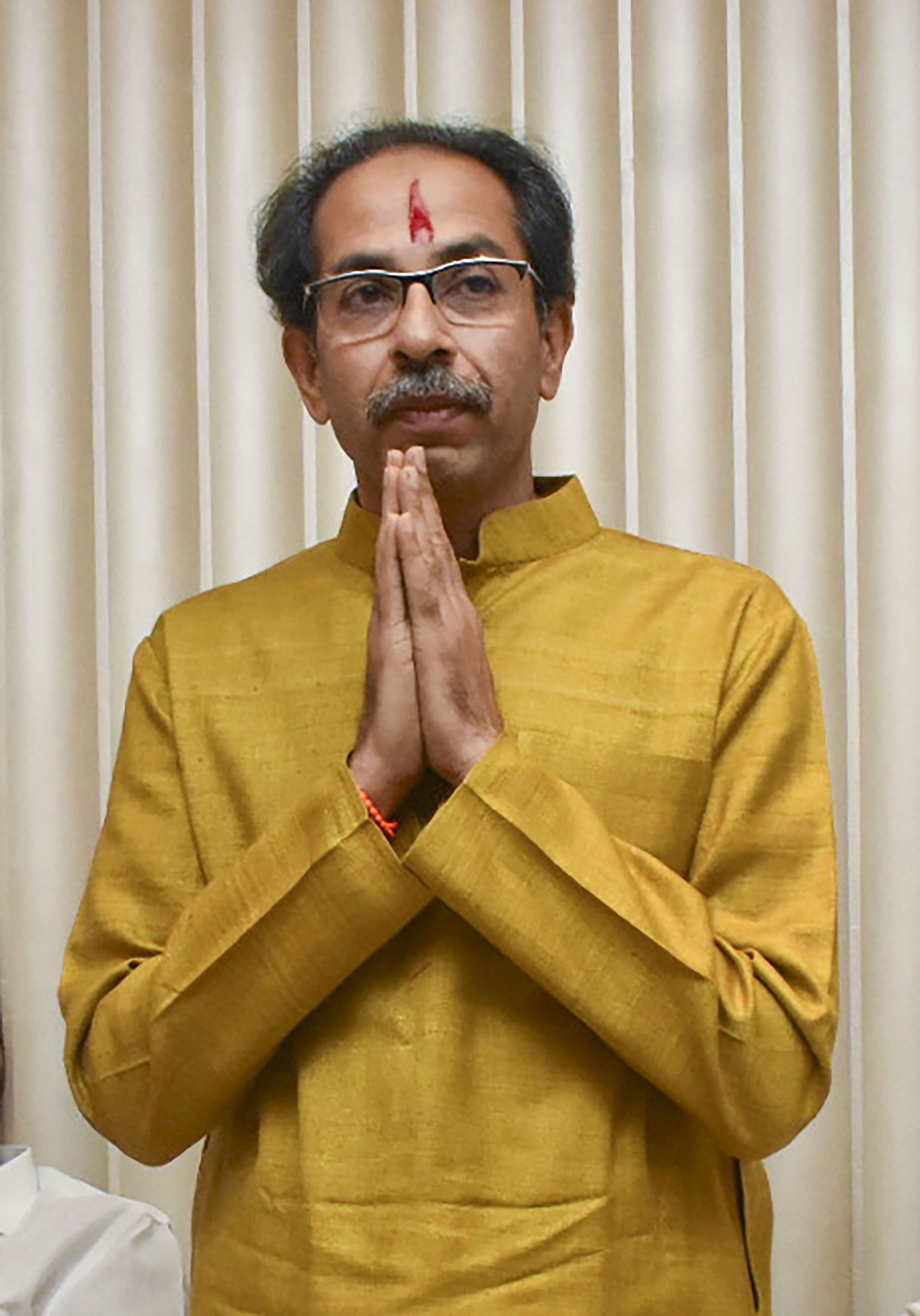 Uddhav Thackeray, 59, became the third Sena leader after Manohar Joshi and Narayan Rane to occupy the top post.