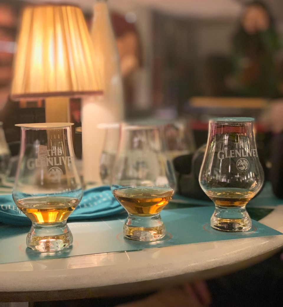 Single malt scotch whisky is defined as a whisky which is produced at one single distillery, using only malted barley, water and yeast
