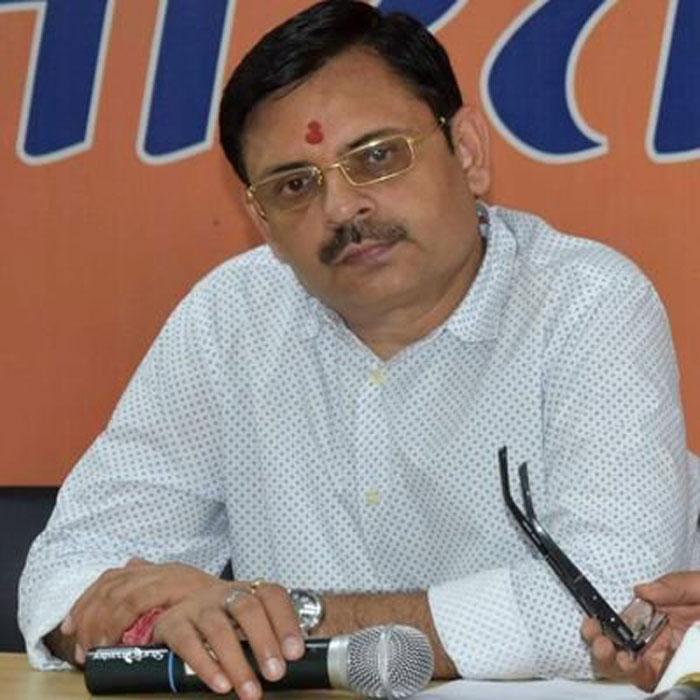 Delhi BJP spokesman, Praveen Shankar Kapoor