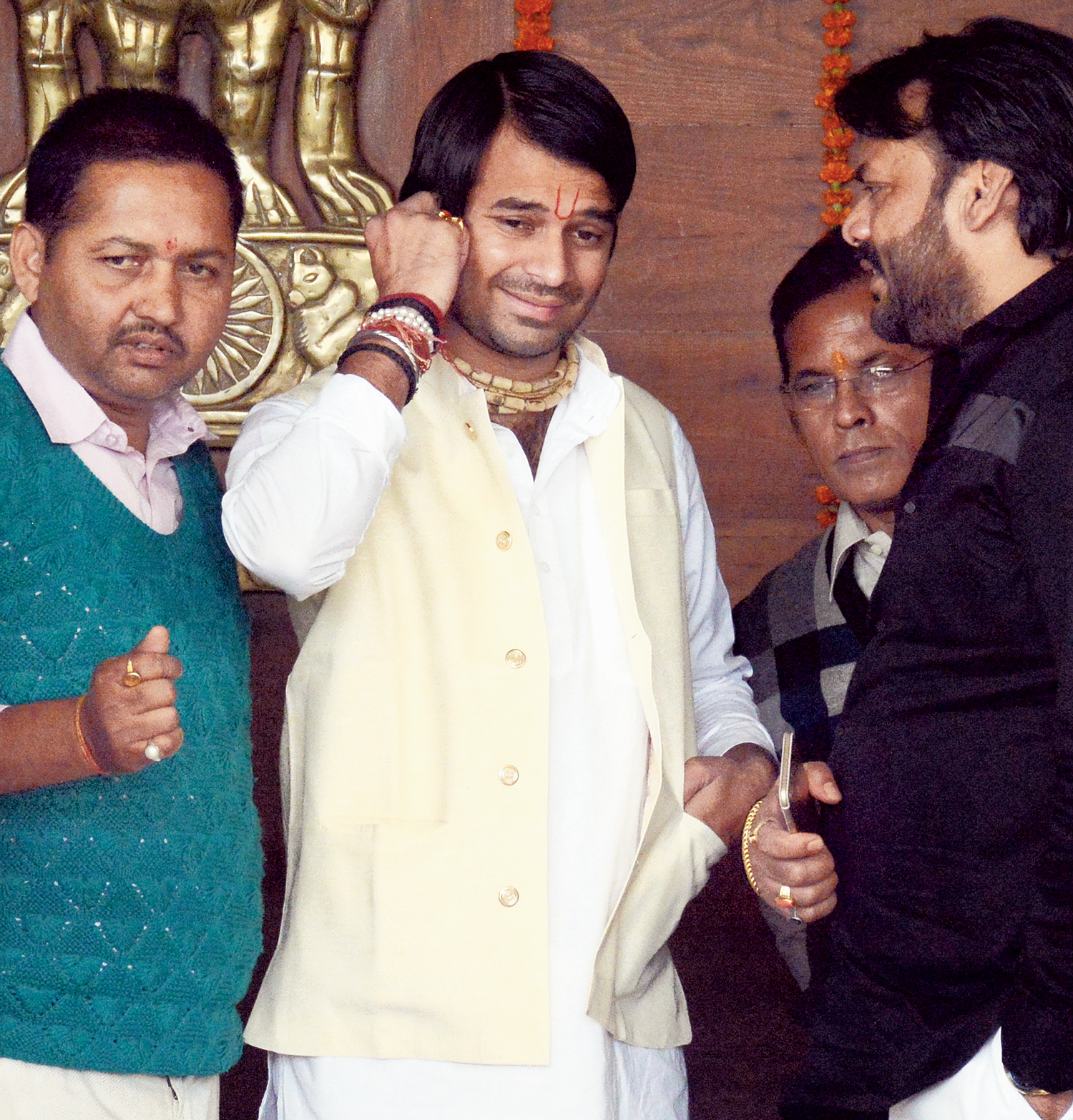 Household drama of Lalu sons spills over to House