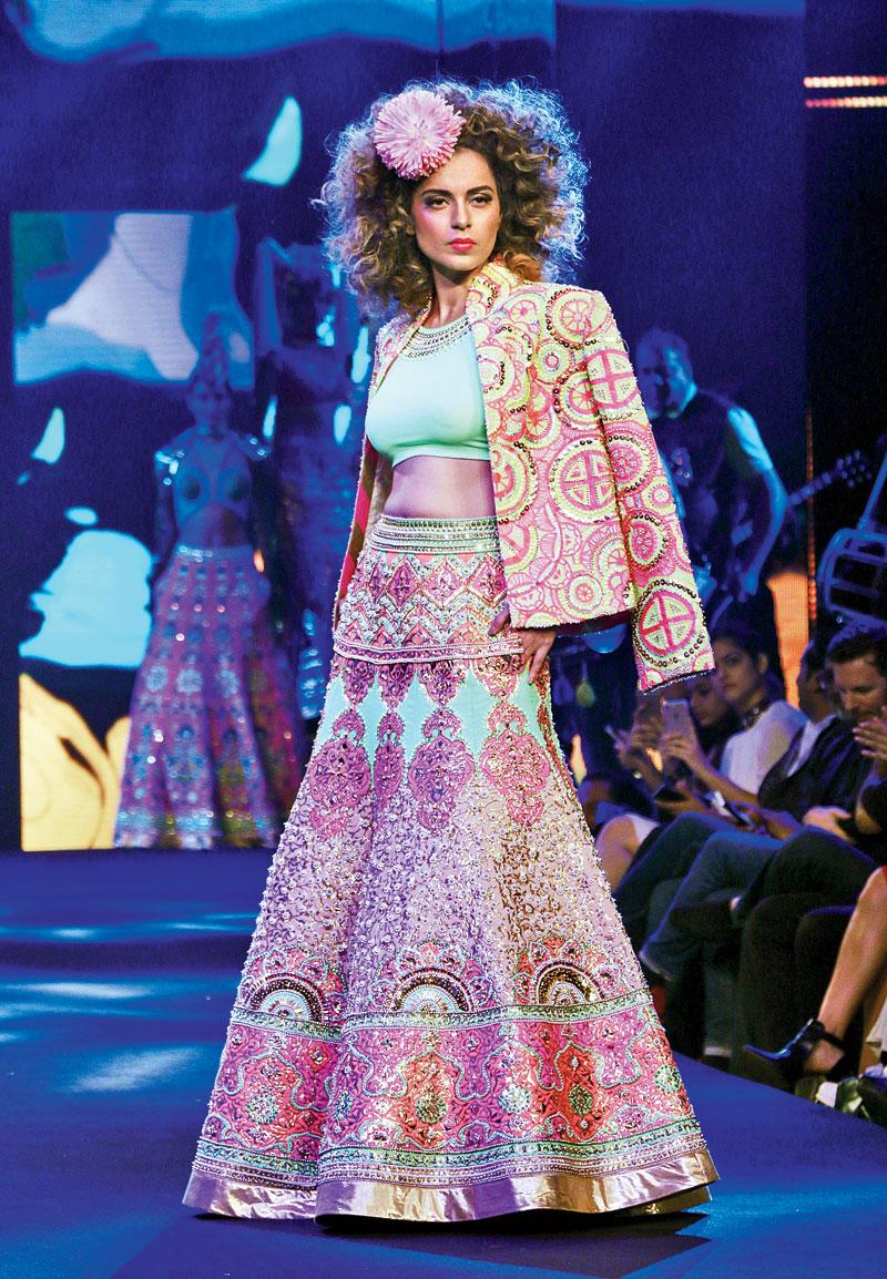 The Original King Of Kitsch Of Indian Fashion Manish Arora Talks Inclusivity And Genderless Love Telegraph India