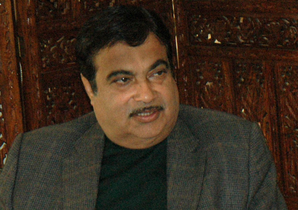 Buck stops with party chief: Nitin Gadkari