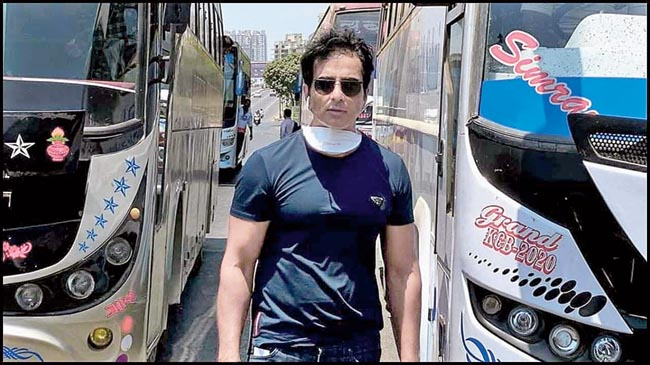 I knew I had to come forward and do my bit: Sonu Sood