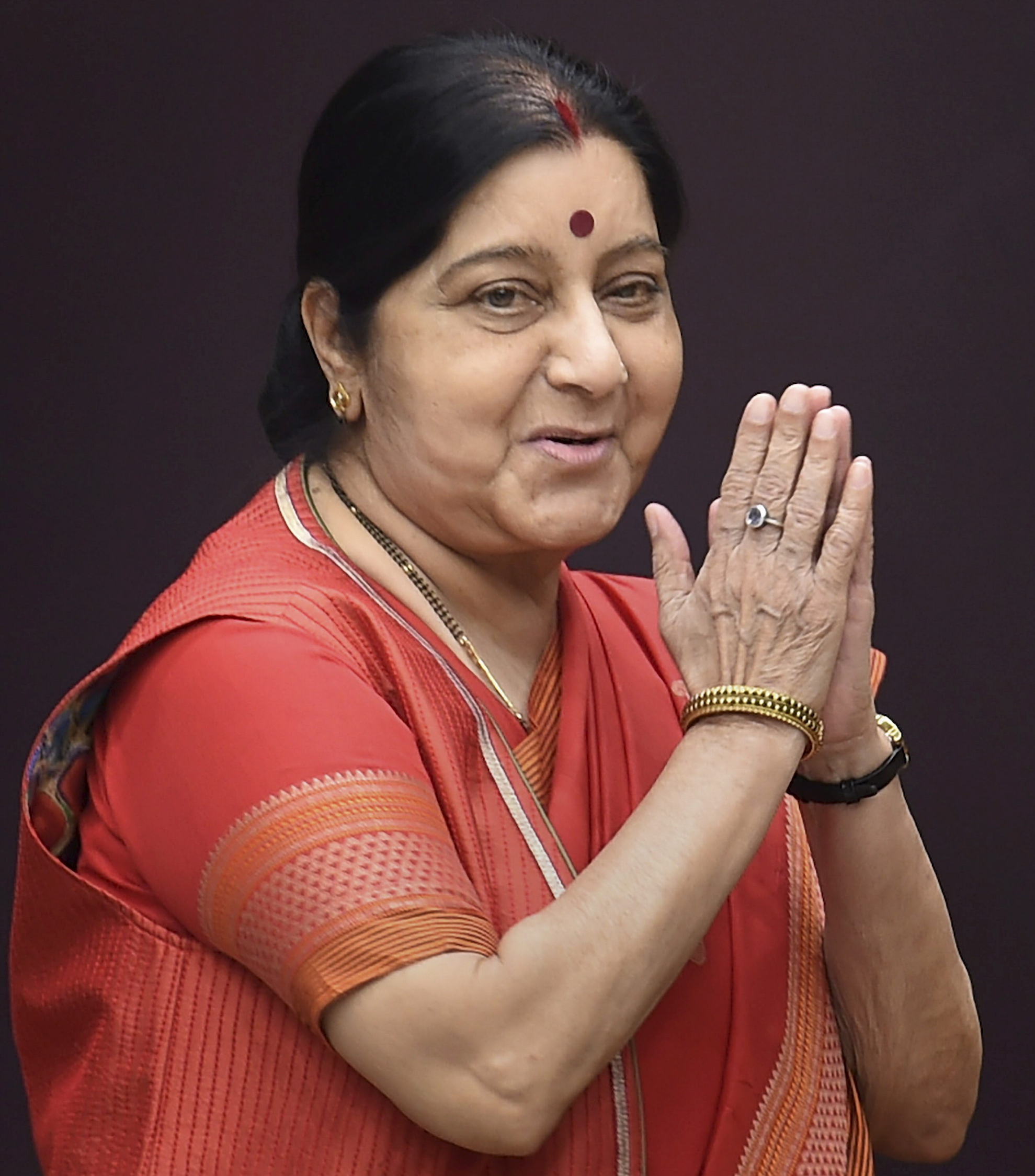 Sushma Swaraj passed away in New Delhi on Tuesday, August 6, 2019, after she became critically ill and had to be rushed to the All India Institute of Medical Sciences
