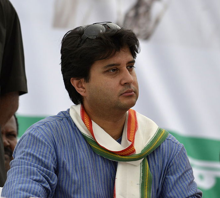 Soon after meeting Prime Minister Narendra Modi, Madhya Pradesh Congress leader Jyotiraditya Scindia tendered his resignation to party president Sonia Gandhi saying it was time for him to move on.