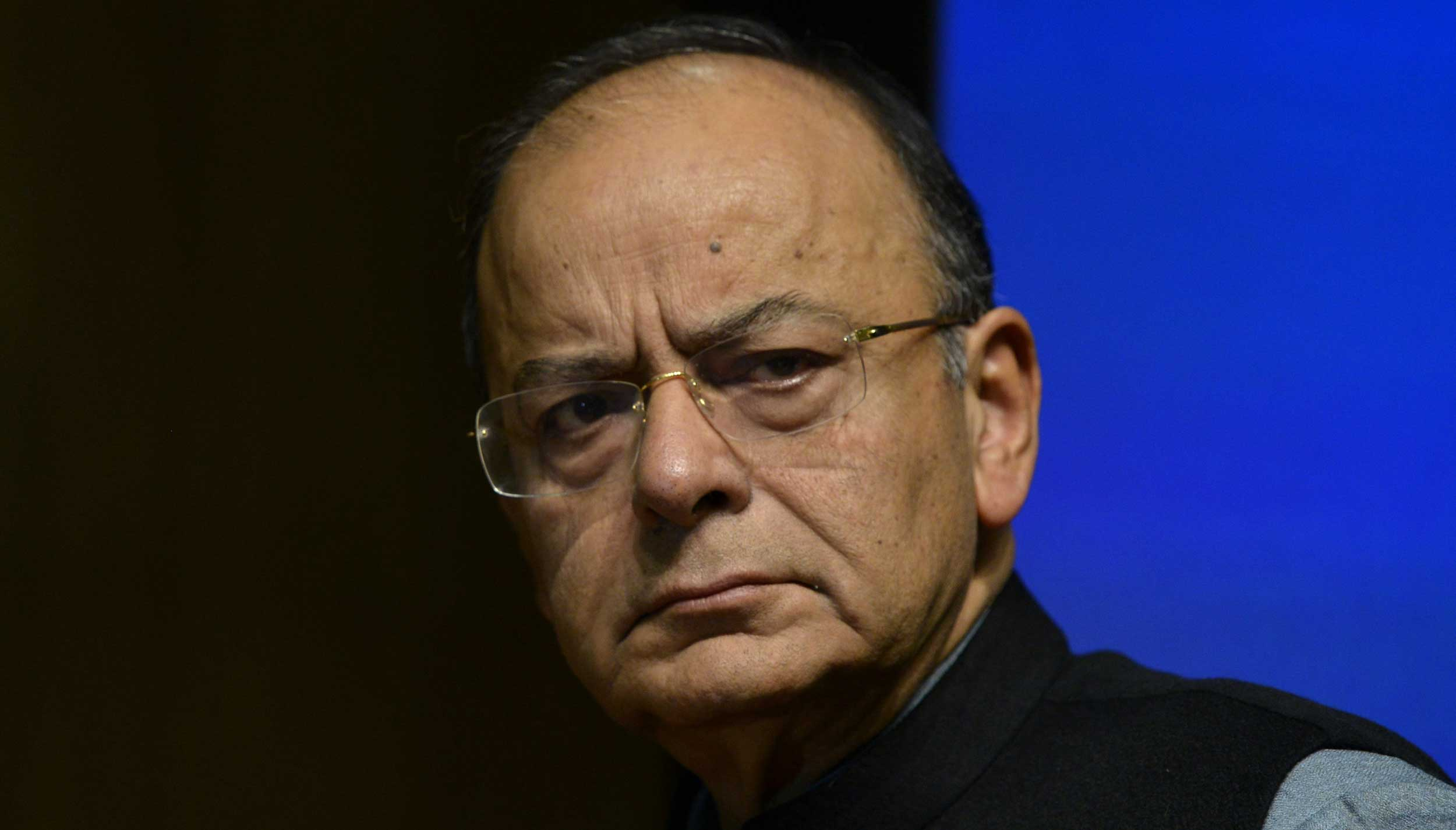 Arun Jaitley's decision to be sympathetic to the 'who's who of the banking industry' shows that the Narendra Modi government is not speaking in one voice on an issue of public concern.