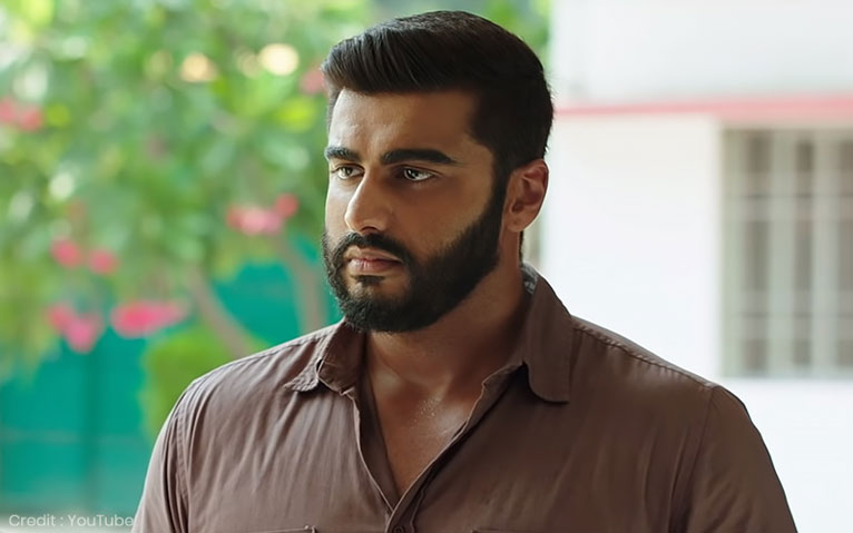 Arjun Kapoor as Prabhat in India's Most Wanted