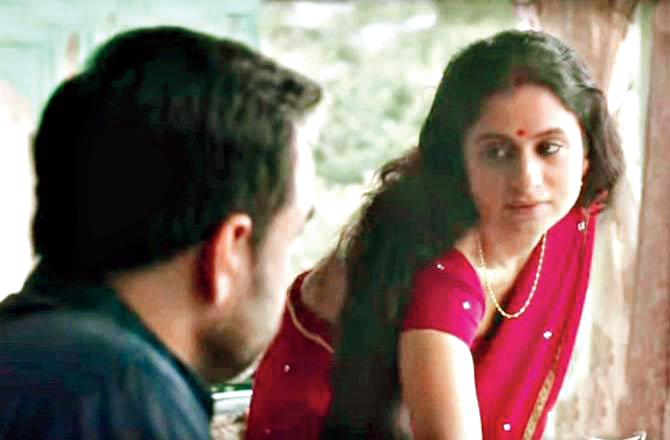 Rasika Dugal in a scene from Mirzapur The presence of a few good women– strong, aspirational, desirous -- frees Mirzapur from its burden of testosterone and masculine self-importance