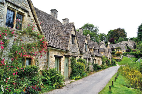 Cotswolds is straight out of Grimm's fairy tales