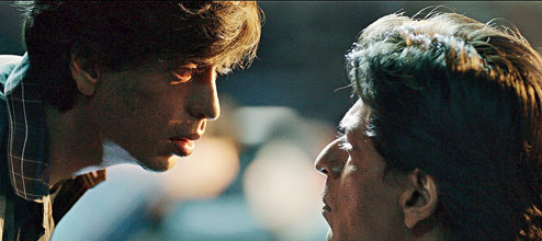 SRK to Gaurav
