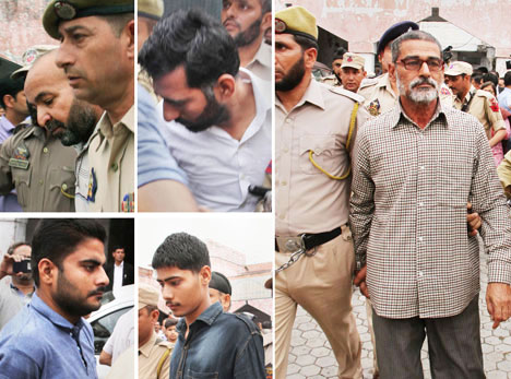 Kathua trial begins in Pathankot