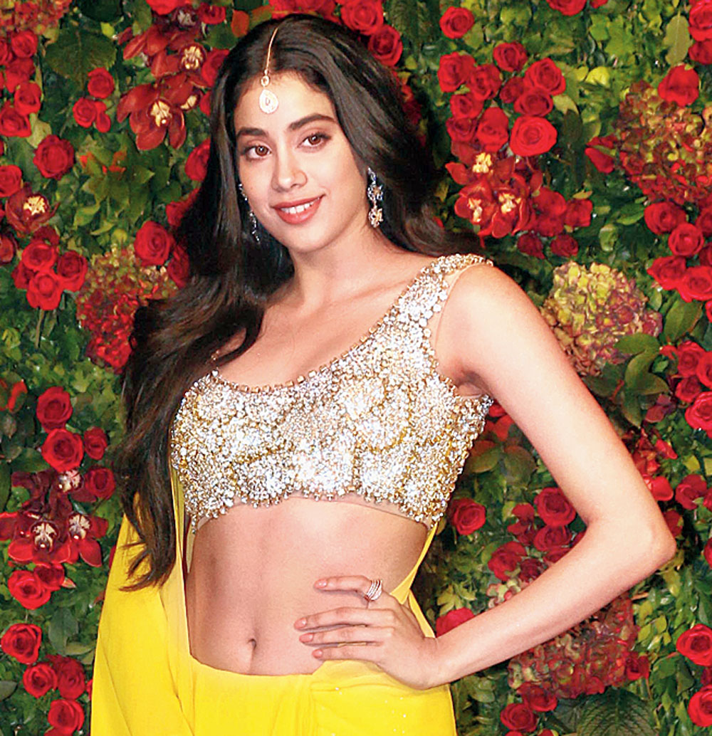 Sridevi and Boney Kapoor's daughter Janhvi made her big box-office debut with Dhadak