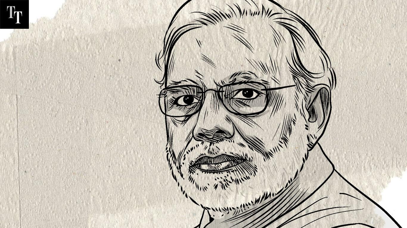 Sketch by Rahul Awasthi