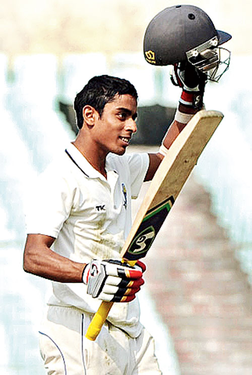 Abhimanyu Easwaran's exclusion from the India A team being sent on the West Indies A tour is puzzling