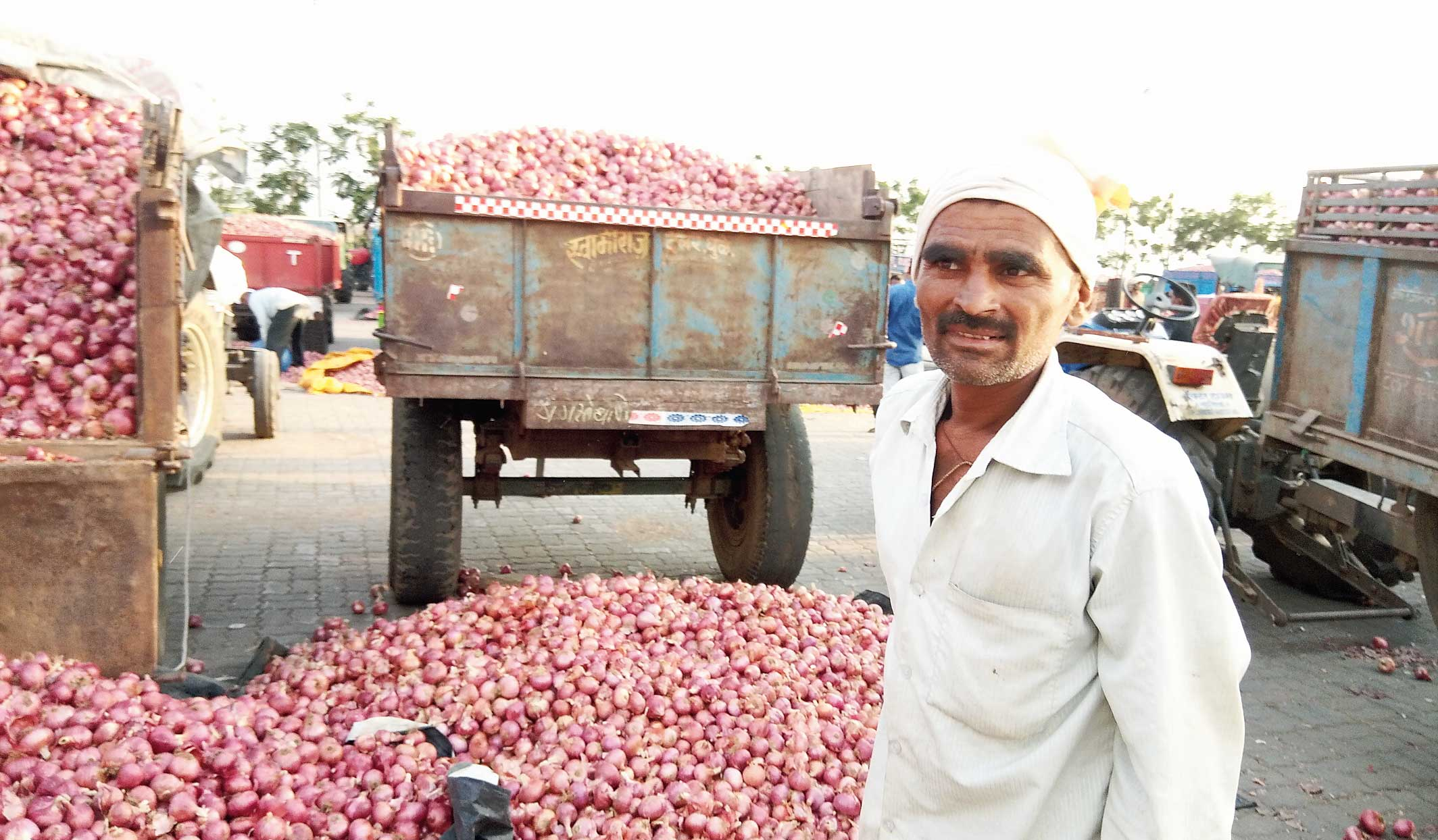 Bitter harvest of achchhe din in Maharashtra's food bowl
