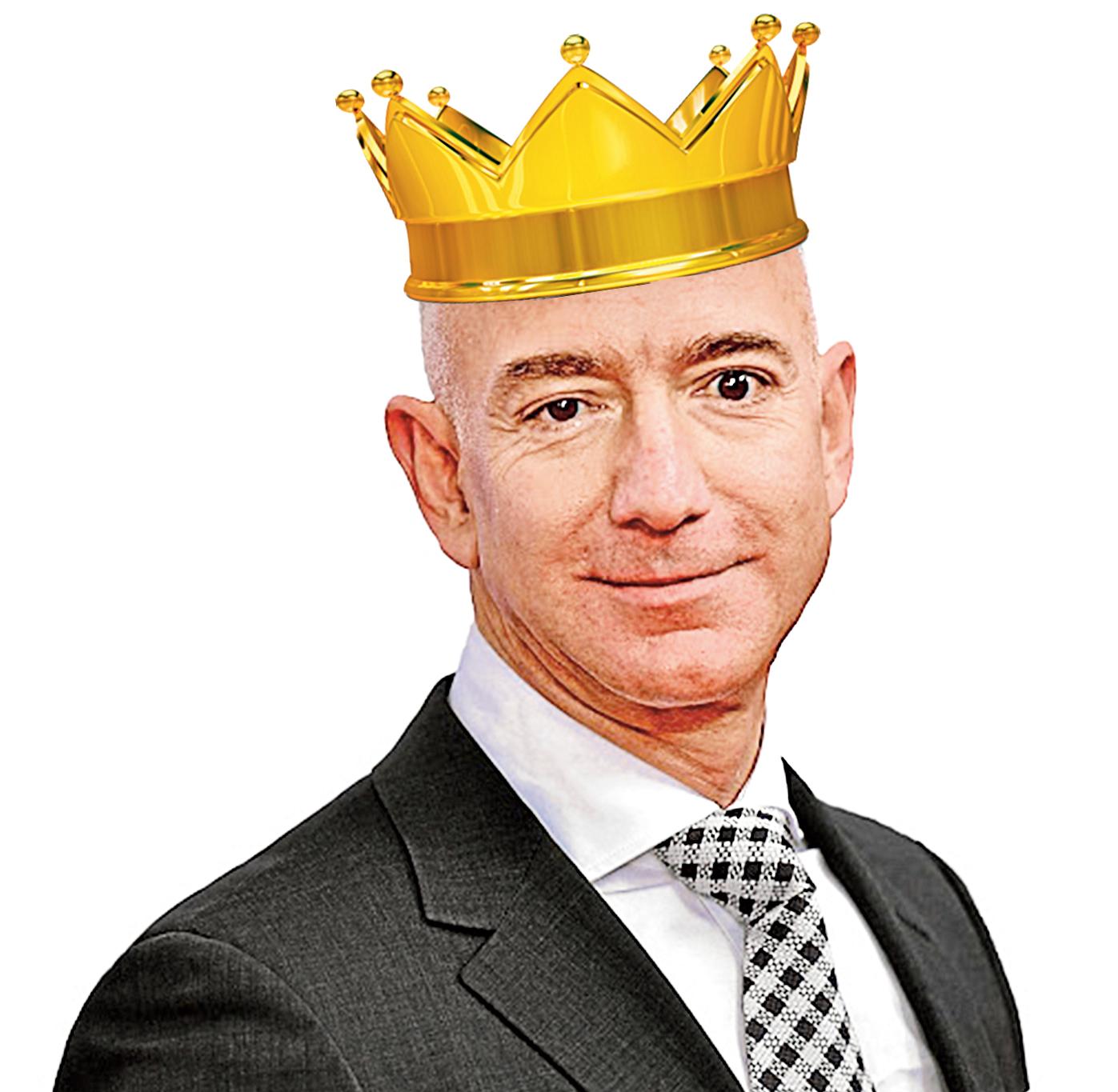 Power people: Amazon's Jeff Bezos