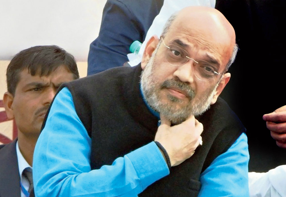 Questions on Balakot airstrike part of Congress's appeasement politics: Amit Shah