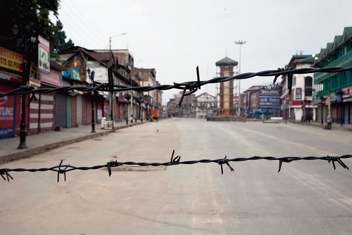 Diary of Srinagar lockdown