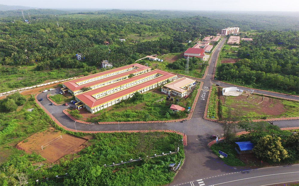 The Central University of Kerala