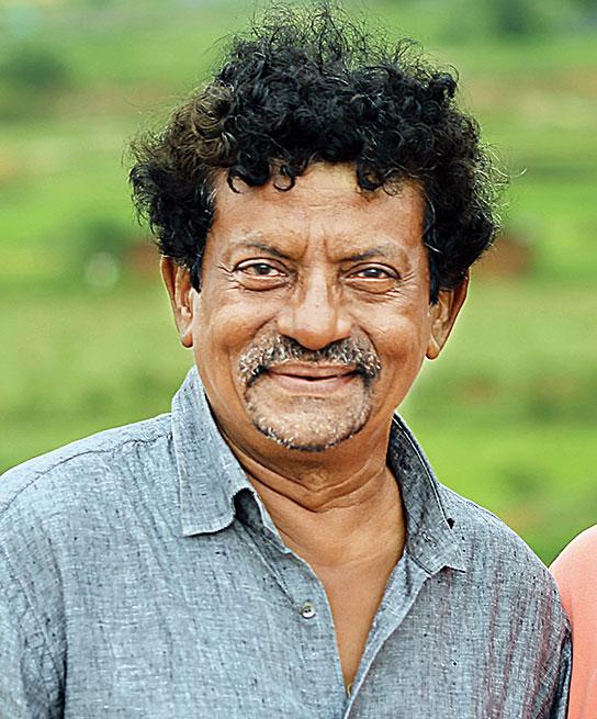 Director Goutam Ghose.