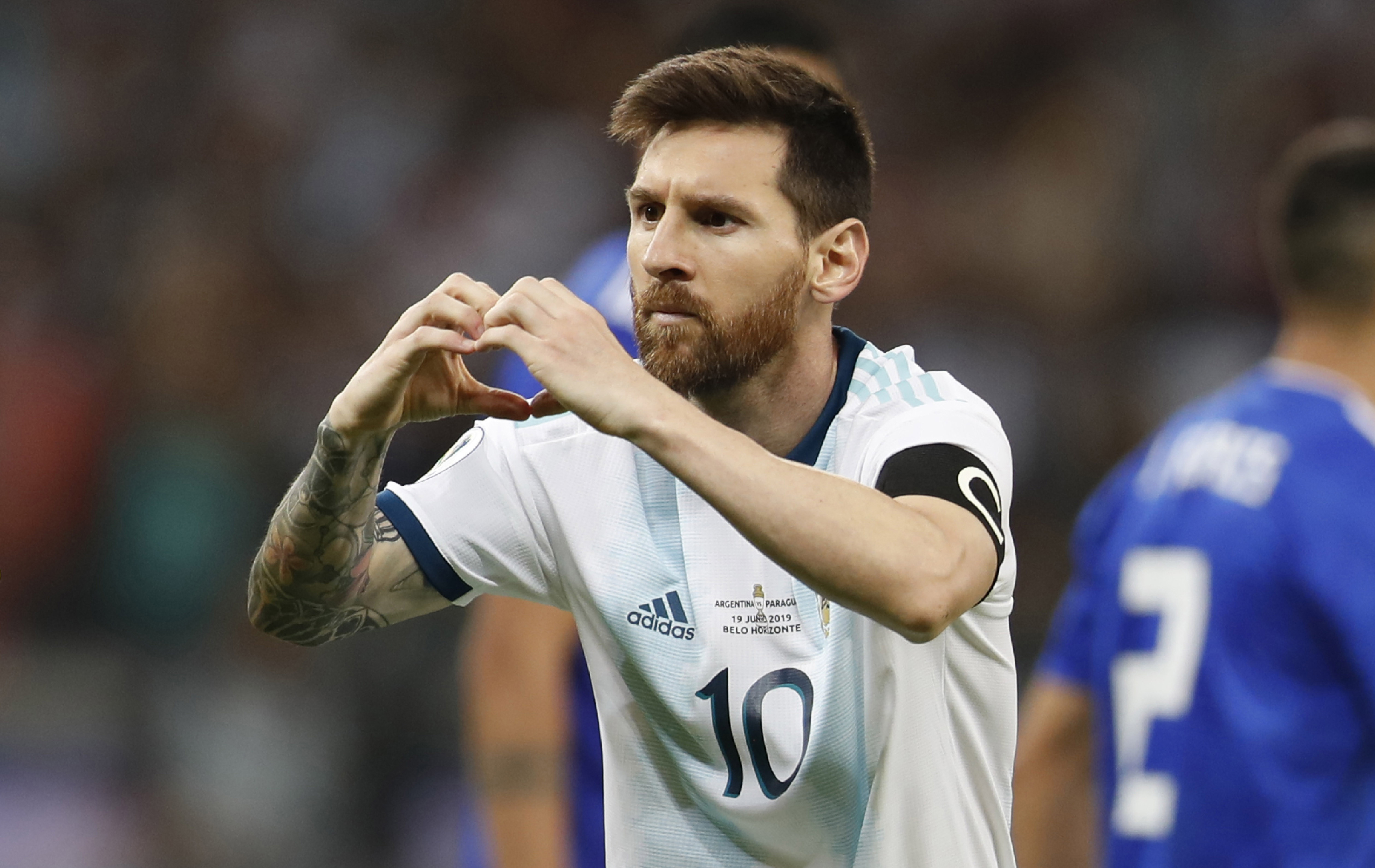No player has scored more goals for Barcelona or Argentina than Messi
