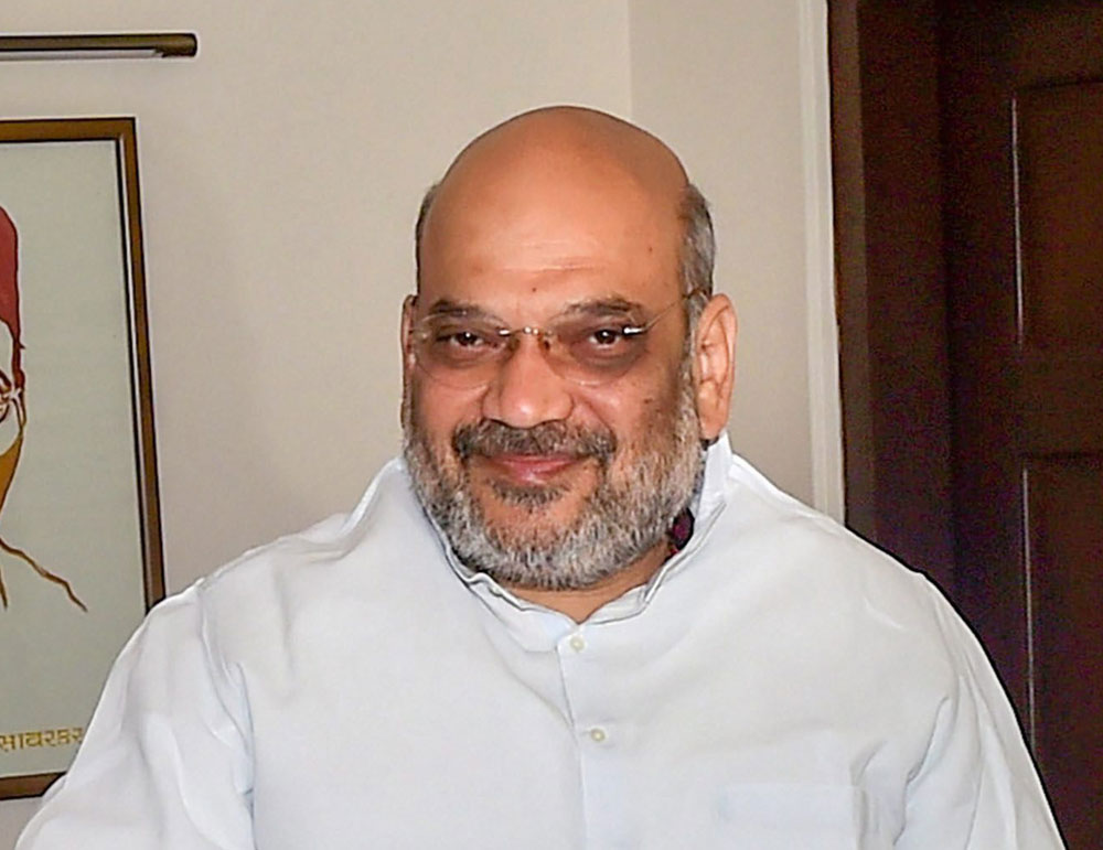 """Recently, @BJP4India tweeted, quoting Amit Shah: """"We will ensure implementation of NRC in the entire country. We will remove every single infiltrator from the country except Buddha, Hindus and Sikhs"""