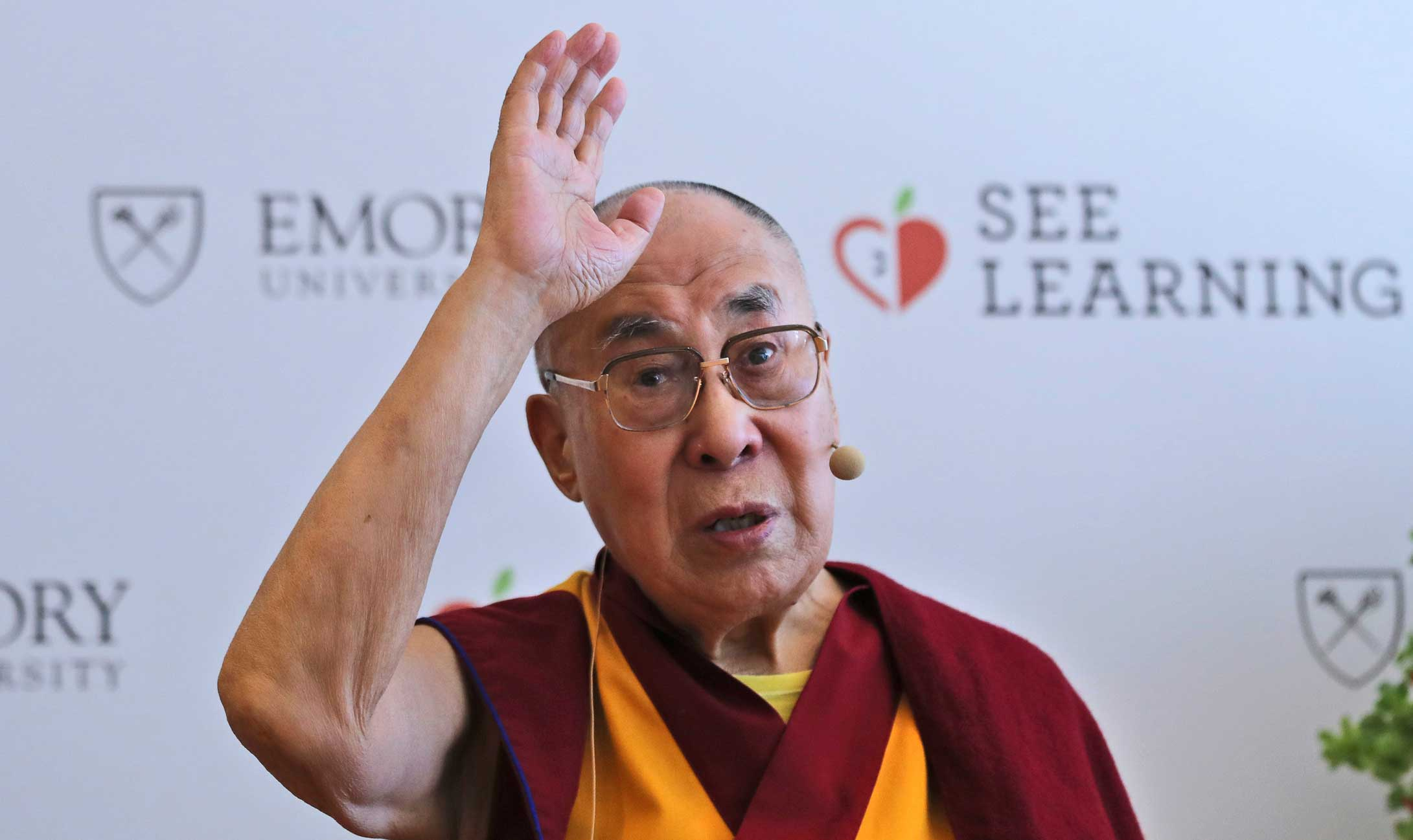 "The Dalai Lama advised his followers and Buddhist monasteries across China to chant the 'Tara Mantra' as it would be ""beneficial for effectively containing the spread of the virus"""