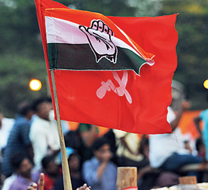 One coalition experiment that seems to be failing repeatedly is that of the Congress and the Left in Bengal