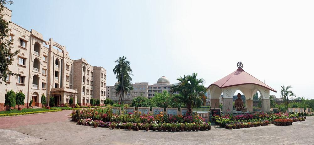 The Ramakrishna Mission Vivekananda Educational and Research Institute in Belur
