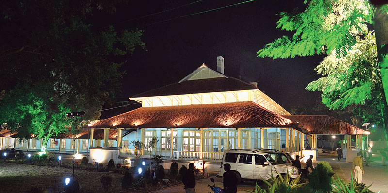Audrey House in Ranchi