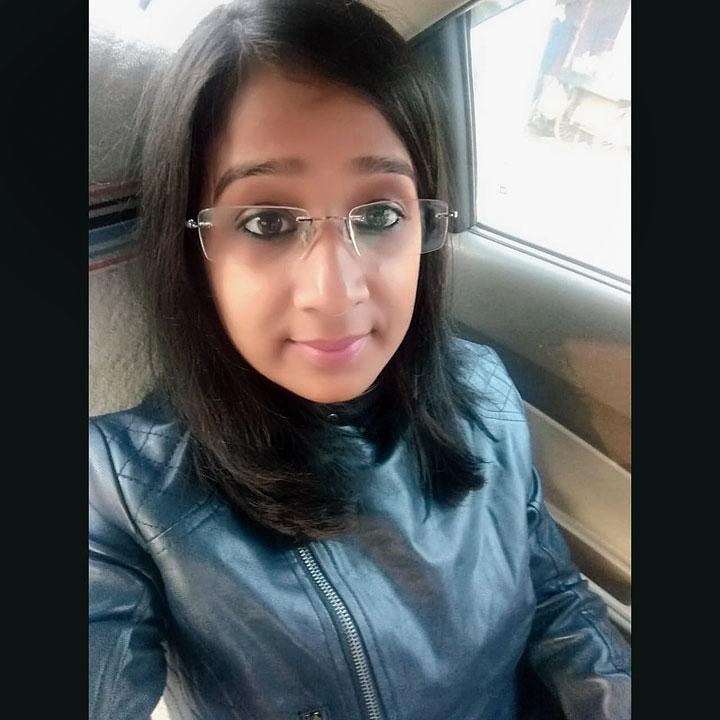 Rashika Agrawal  MSc student, Ranchi University