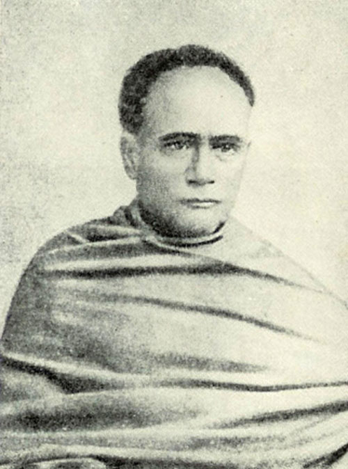 While we may be factually aware of Ishwarchandra Vidyasagar's fight for the rights of women, and are dimly conscious of the progressiveness of his thinking, we nevertheless do not always confront the man