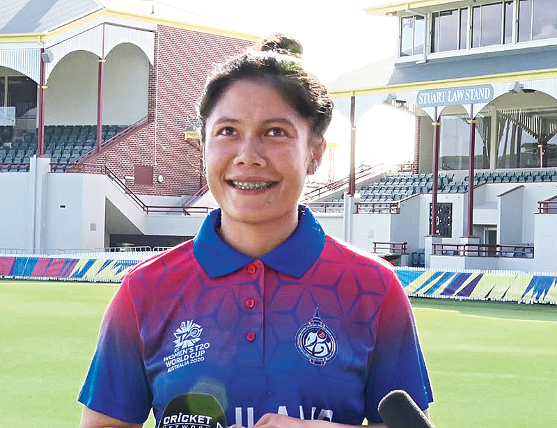 "CHANIDA SUTTHIRUANG (THAILAND): Already most people's ""second-team"", Thailand's implausible run to the World T20 is a feel-good tale of belief and determination. As one of the outstanding participants in this memorable journey, Sutthiruang was named the 2019 ICC Women's Emerging Player of the Year. An accurate medium pace bowler, Sutthiruang was the leading wicket-taker during the World T20 qualifiers in Scotland last year. A graduate of Thailand's promising under-19 programme, she has been one of the faces of Thai cricket's remarkable rise in recent times, as her unheralded team have repeatedly overcome the odds to book their place in Australia. Like most of her team-mates, Sutthiruang has not gone toe-to-toe with the world's best on too many occasions, but is unlikely to be daunted by the challenge of the World Cup. If the Thais are to script another surprise at their first major tournament, their wily pace bowler will have to strike big on the batting-friendly tracks of Australia."
