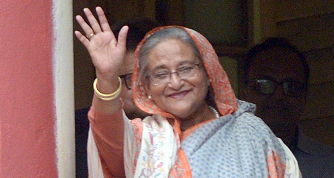 Massive mandate should not make Sheikh Hasina Wajed complacent