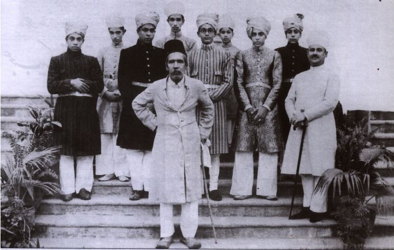 Osman Ali Khan, Asaf Jah VII, the last Nizam of the state of Hyderabad.
