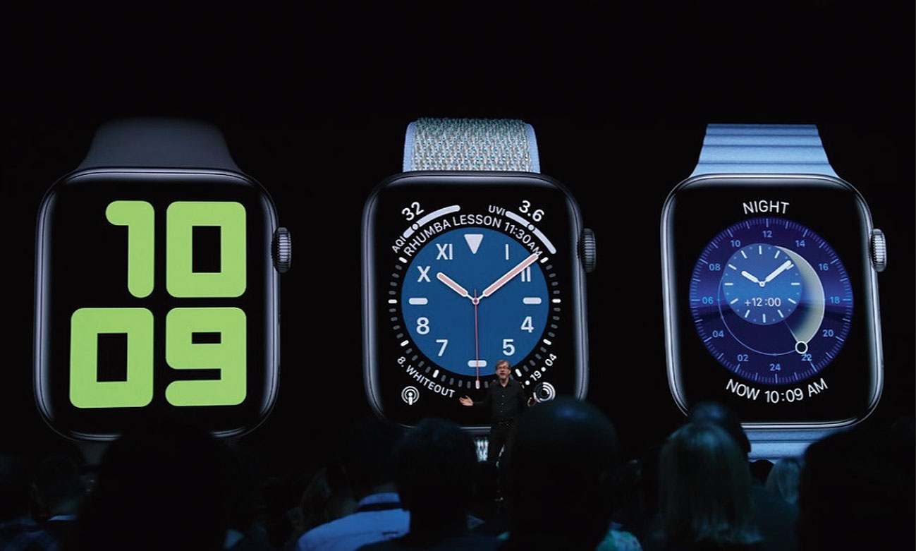 Apple executive Kevin Lynch discussing changes to the Apple Watch