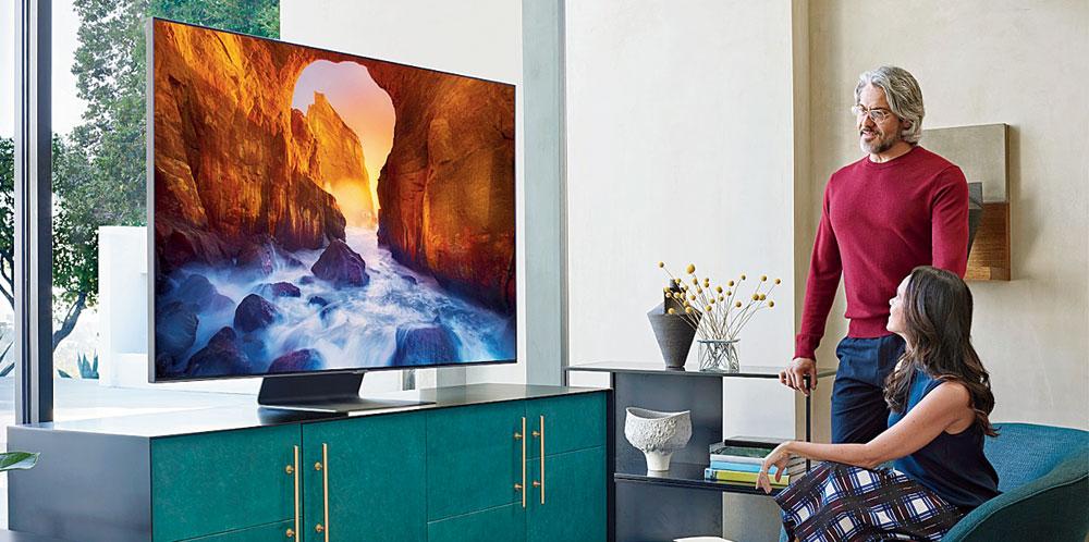 Smart TV from Samsung